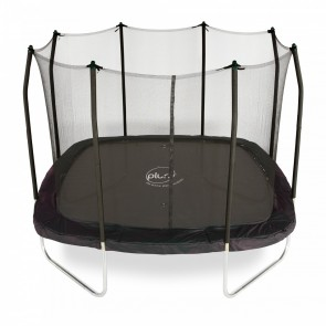 11ft Square Springsafe Trampoline & Enclosure
