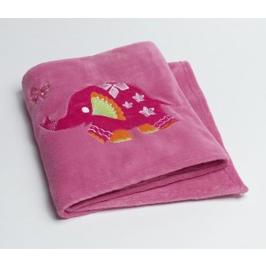 Jiggle & Giggle Peacock Princess Throw Rug
