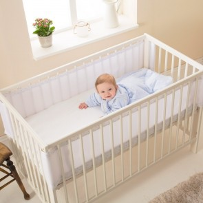 Purair Breathable Cot Bumper by Purflo