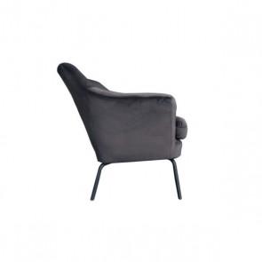 6ixty Memphis Sofa (Dark Grey)