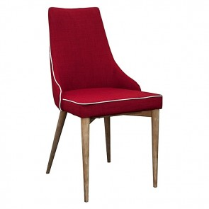 6IXTY MARTINI CHAIR Red
