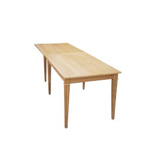 6ixty French Extendable Table