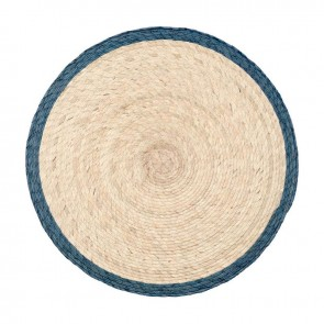 Linen and Moore Cruz Storm Placemat Set