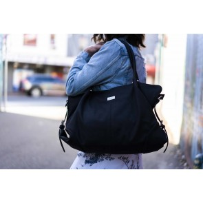 Onyx Anakie Satchel by Isoki