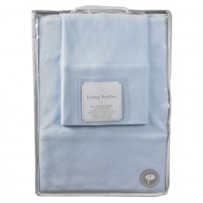3 Piece Jersey Cot Sheet Set by Living Textiles