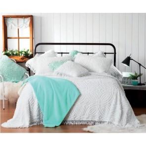 Bianca Kalia White Bedspreads Set