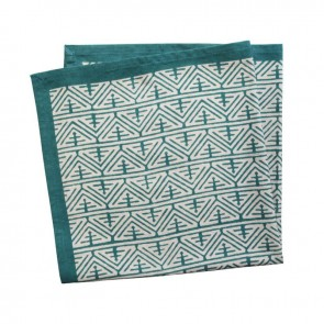 Linen and Moore Cairo Jade Napkin Set