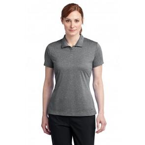 Nike Golf Ladies Dri-FIT Heather Polo
