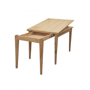 6ixty French Fold Over Table