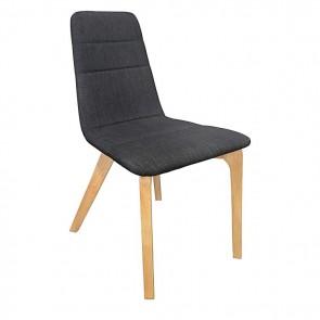 6ixty Terrazzo Chair in Grey