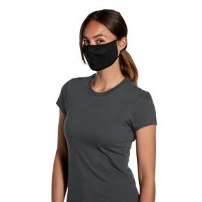 5 Pack Black Reusable V.I.T Shaped Face Mask by Chef Works
