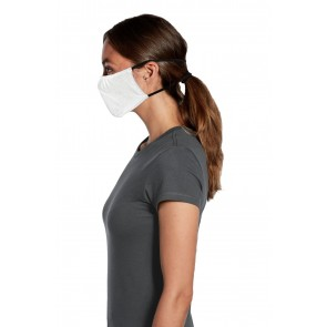 5 Pack White V.I.T Shaped Face Mask by Chef Works