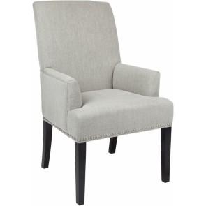 Bentley Arm Chair - Grey