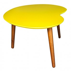 6ixty Palette Yellow Coffee Table