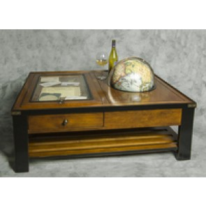 Gallery Globe Table by AM Living