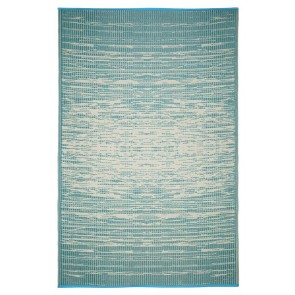 Brooklyn Teal Rug FAB Rug