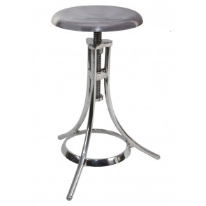 Clockmakers Stool 2 by AM Living