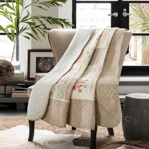 Macey & Moore Prairie Breeze Throw