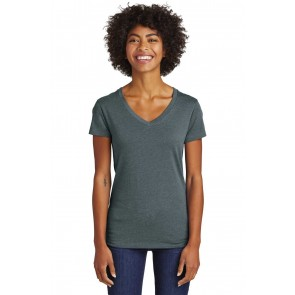 Alternative Women's Runaway Blended Jersey V-Neck Tee