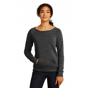 Alternative Women's Maniac Eco -Fleece Sweatshirt