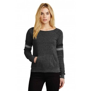 Alternative Women's Maniac Sport Eco-Fleece Sweatshirt