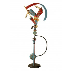 Acrobat Skyhook Decor Piece by AM Living