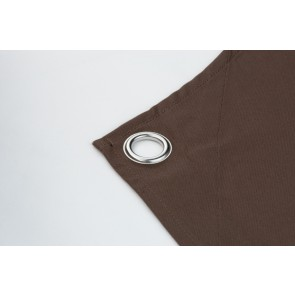 Byron Cross-Back Brown Apron by Chef Works