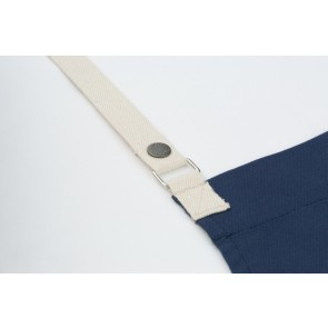Byron Cross-Back Navy Apron by Chef Works