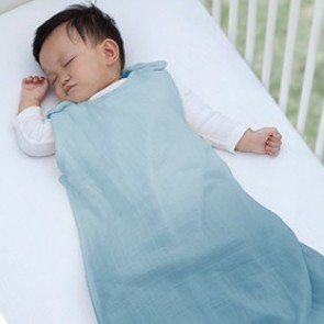 Aden and Anais Seaside Merino Muslin Sleeping Bag