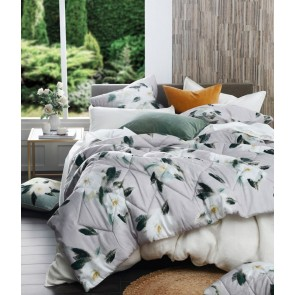 Alba Large Comforter Set by MM Linen