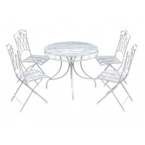 Albany 5-Piece Outdoor Dining Set