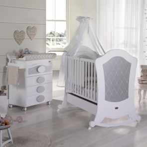 Cute Co Alexa Baby Cot