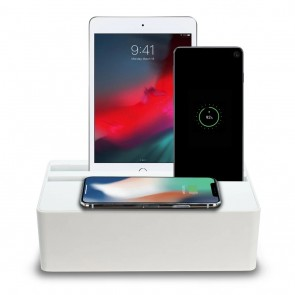 AllDock Wireless White