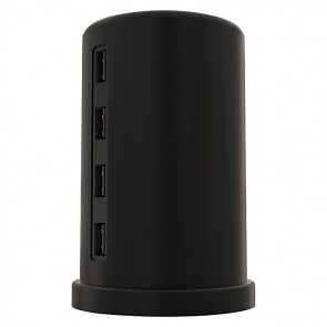 ALLDOCK Charging Tower, Black