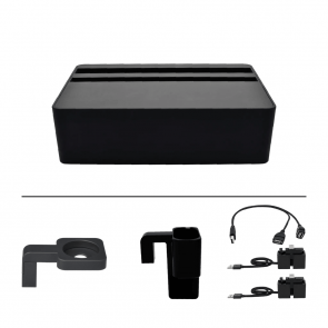 AllDock Wireless Black Apple Package
