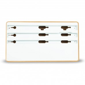 AllDock Wireless Family White