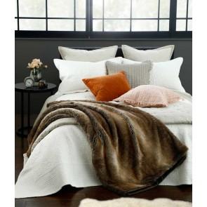 Allegra Ivory Bedspread Set by MM Linen