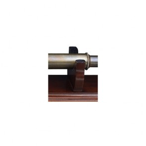 Bronze Spyglass Telescope with Stand in French by AM Living
