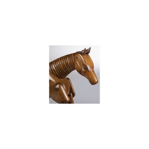 Large Artist Horse Sculpture by AM Living