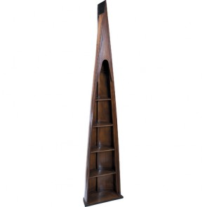 Man Of Eight Bookcase by Am Living