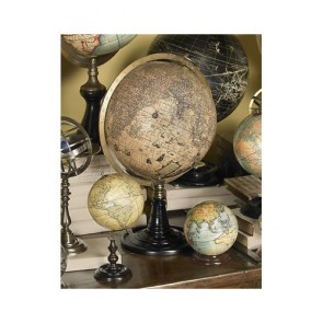 Old World Globe Stand by AM Living
