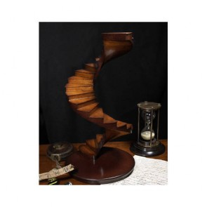 Spiral Stairs Model by AM Living