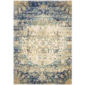 Anastasia 252 Blue By Rug Culture
