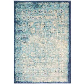 Anastasia 261 Blue By Rug Culture