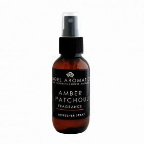 Angel Aromatics Amber and Patchouli Refresher Spray