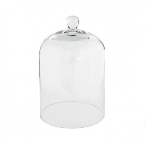 Angel Aromatics Glass Cloche