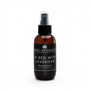 Angel Aromatics In Bed With Lavender Pillow Spray 100ml