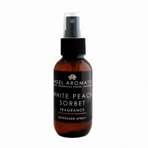 Angel Aromatics White Peach Sorbet Refresher Spray