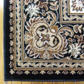 Castello Anima Black Rug by Saray Rugs