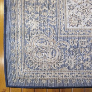 Castello Anima Dk Blue Rug by Saray Rugs